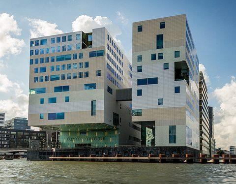Amsterdam II: Lelijke Amsterdamse architectuur