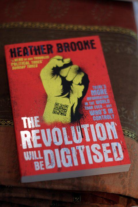 Revolutie I: Data activisme en de (r)evolutie van de kraker